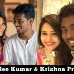 Atlee Kumar , Krishna Priya (1)