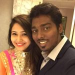 Atlee Kumar , Krishna Priya, lovers, best pair