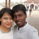 Atlee Kumar , Krishna Priya, outing, dating, black boy