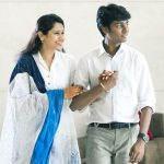 Atlee Kumar , Krishna Priya, white dress, cute