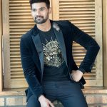 Bellamkonda Sreenivas, Black dress, latest Hair Style