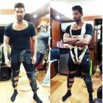 Bellamkonda Sreenivas, Gym Workout