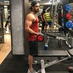 Bharath, Fitness, Workout, Gym