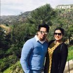 Bharath, Hills, Jeshly Joshua , Wife
