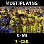 CSK Memes, CSK Won 2018, MI, CSK, won, yellow