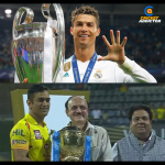 CSK Memes, CSK Won 2018, cup, dhoni, Ronaldo