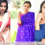Chandrika Ravi, 2018 HD Pictures,Collage,
