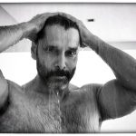 Chiyaan Vikram, bath, handsome