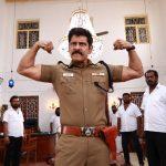 Chiyaan Vikram, hd, saamy 2, police