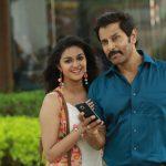 Chiyaan Vikram, keerthy suresh, smile, saamy square