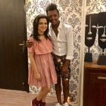 Dhivyadharshini, boy friend
