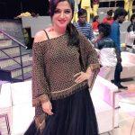 Dhivyadharshini, dd, vijay tv