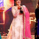Dhivyadharshini, event, mic