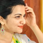 Dhivyadharshini, hd, wallpaper, face