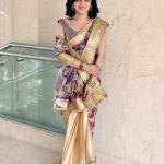 Dhivyadharshini, saree, hd, traidional look