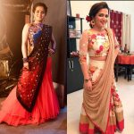 Dhivyadharshini, traditional look, recent, hd