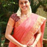Ezhumin Movie Trailer Launch, Devayani, Actress, Saree, heroine