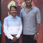 Ezhumin Movie Trailer Launch, Vishal, Director, Producer