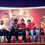 Ezhumin Movie Trailer Launch, simbu, vishal, karthi, Stage