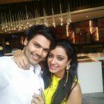 Ganesh Venkatraman - Nisha Krishnan, couple goals