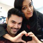 Ganesh Venkatraman - Nisha Krishnan, love, outing