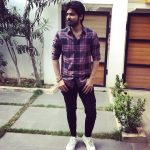 Harish Kalyan, home, cute