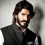 Harshavardhan kapoor long hairstyle sleeveless overcoat white shirt (4)