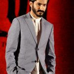 Harshavardhan kapoor mirzya promotional grey overcoat (12)