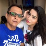 Hritiqa Chheber, selfie, relative