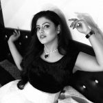 Iniya aka Ineya, Photo Shoot, Black And White