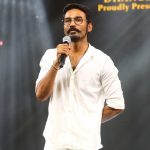 Kaala Audio Launch, Dhanush, Speech, stage, full size