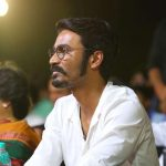 Kaala Audio Launch Event, dhanush, sitting