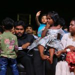 Kaala Audio Launch Event, pa ranjith, director, childrens