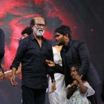 Kaala Audio Launch Event, rajinikanth, rowdy