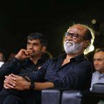 Kaala Audio Launch Event, rijini, white beard