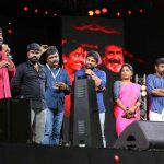 Kaala Audio Launch, kaala stage