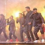 Kaala Audio Launch, stage performance