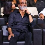 Kaala Audio Launch, superstar, Rajinikanth, black dress, hd