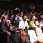 Kaala Audio Launch, superstar family, dhanush, family