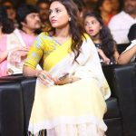 Kaala Audio Launch, yellow saree, Aishwarya Dhanush