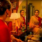 Kaala, Huma Qureshi, latest, saree