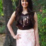 Kaali Movie Press Meet, Amritha Aiyer, 2018, full size
