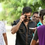 Kaali, Vijay Antony, black dress
