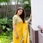 Keerthy Suresh, 2018, photoshoot, saree