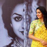 Keerthy Suresh, Mahanati, wallpaper, Savitri