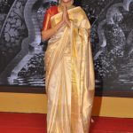 Keerthy Suresh, event, audio launch, trational look