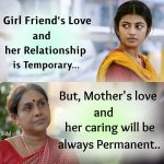 Love Failure Memes, anandhi, permanent, mom, temprovery