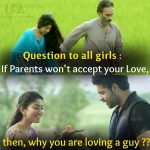 Love Failure Memes, sai pallavi, questions to girls