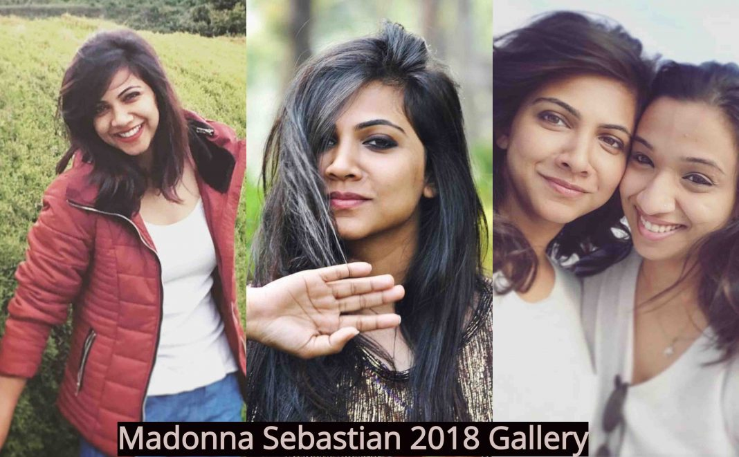 Madonna Sebastian