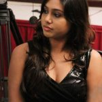 Manisha Yadav, Black Dress, Homely look